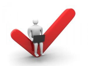 Affiliate marketers checklist