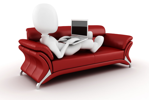 learn ways to make money from home sitting on the couch